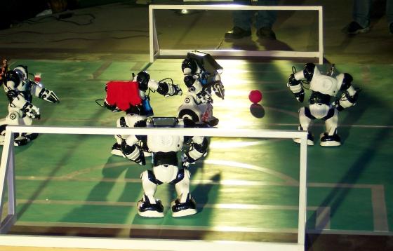 Robotics_at_IIT_Kharagpur