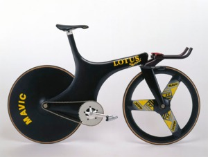 Lotus bike