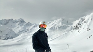 Despite the busy schedule, we did manage to experience the great Austrian ski-ing
