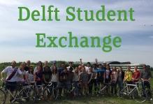 delft student exchange