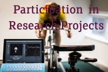 participation in Research projects